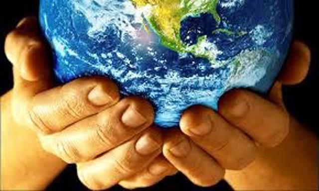 global denken - lokal handlen