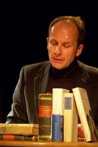 Jan Damitz Lesung
