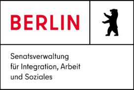 Logo Senatsverwaltung für Integration, Arbeit und Soziales